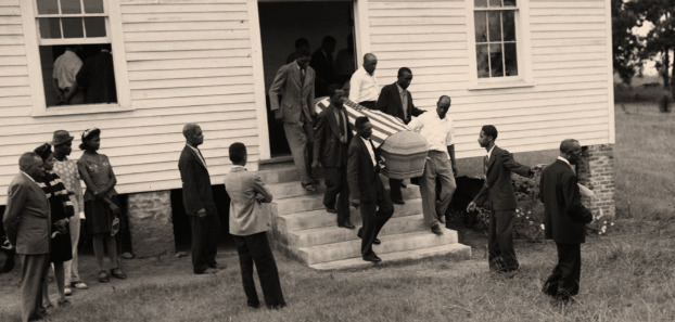 George W. Dorsey funeral
