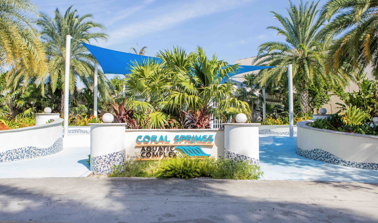 Coral Springs Aquatic Complex and Fitness Center Closed Due to Water Main Break