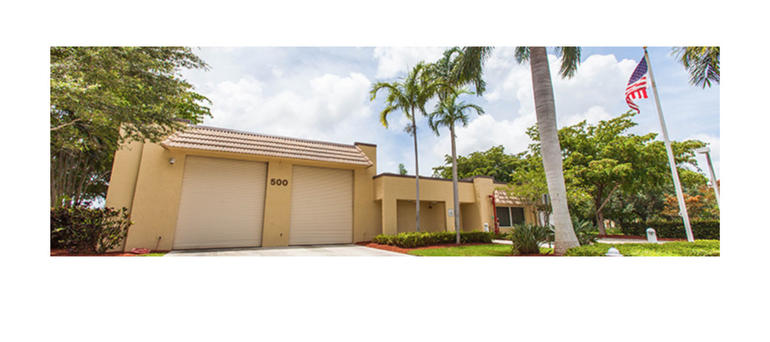 Coral Springs Starts Process To Rebuild Fire Station Serving Southeast Communities