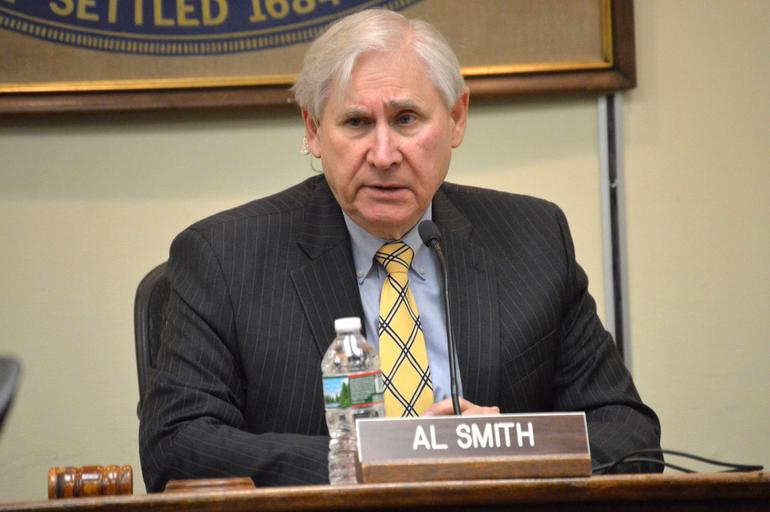 Scotch Plains Mayor Al Smith 2019
