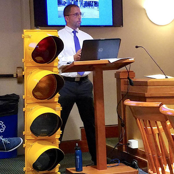 Engineering Department Report Signals Summit Traffic Light Network Inventory, Maintenance Plan's Completion