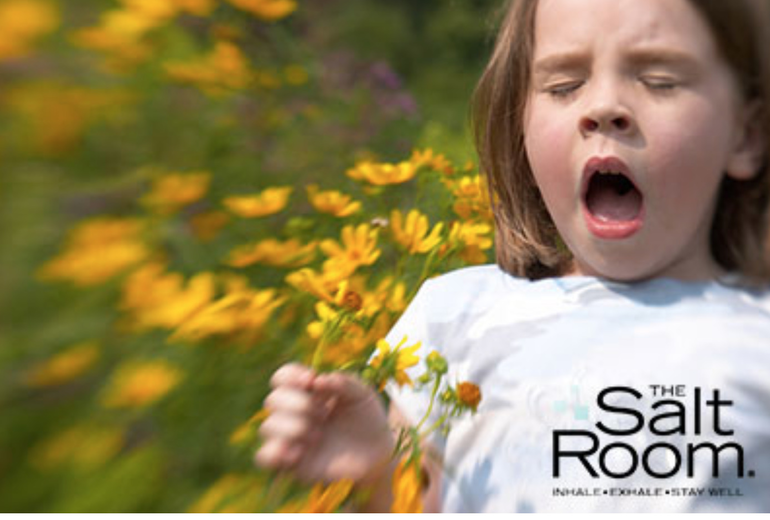 How The Salt Room Coral Springs Can Help Your Allergies