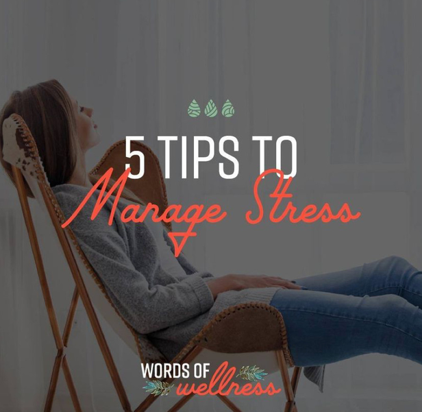 Elements Massage-Coral Springs: 5 Tips To Manage Stress