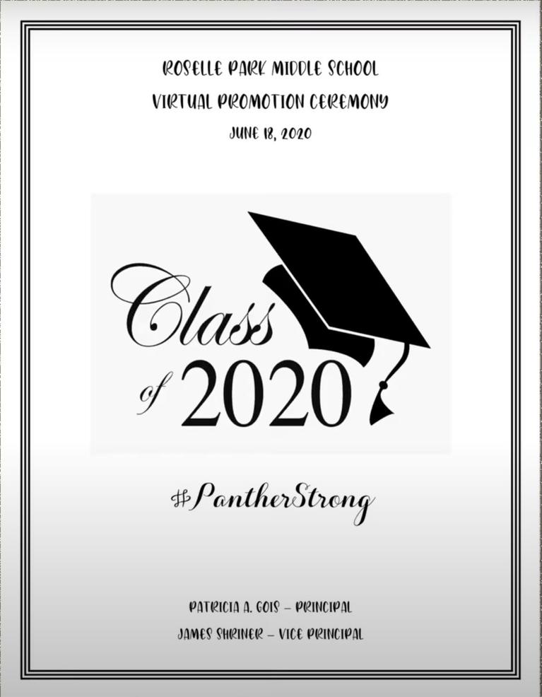 Grad Ceremony Flyer