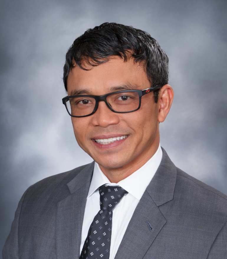 Andrew Ta, M.D. is the chief medical officer at Broward Health.