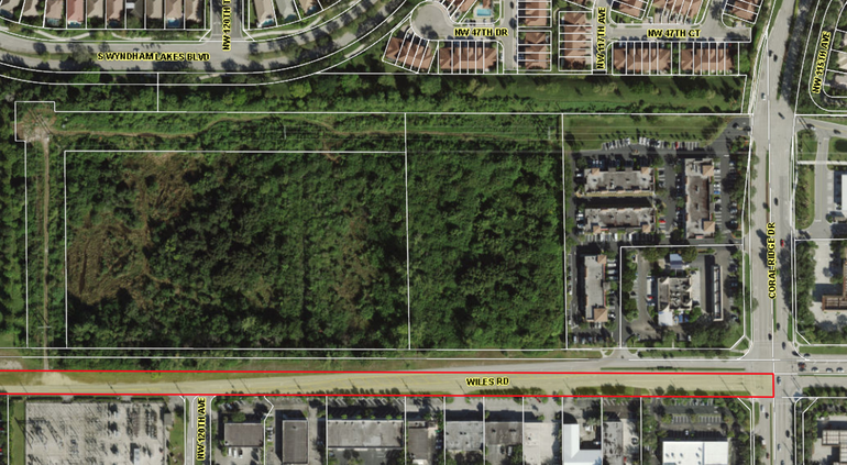 Proposed Townhouse Development Seeks Approval From Coral Springs