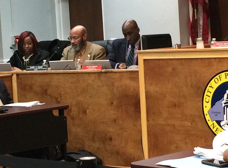 Plainfield Pedestrian Mall Brings Council Questions