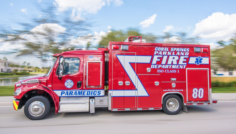 Coral Springs-Parkland Fire Department Retains ISO Class 1 Rating