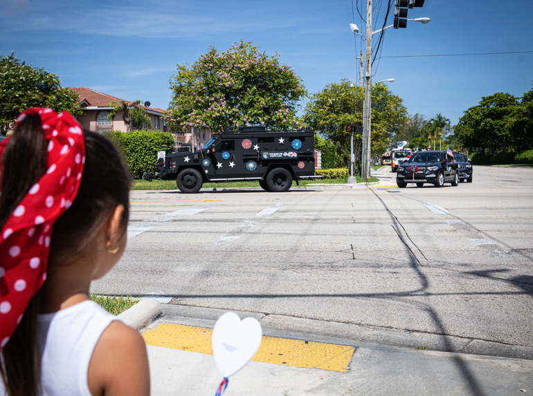 City of Coral Springs Brings 4th Parade to Neighborhoods