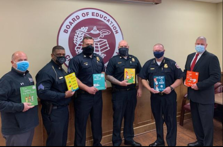 Bayonne Police Department Launches 'Virtual Read with a Cop' Program