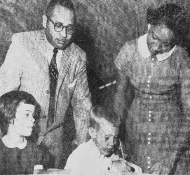 Black History Month: Black Teachers on Staff in East Brunswick Since 1953