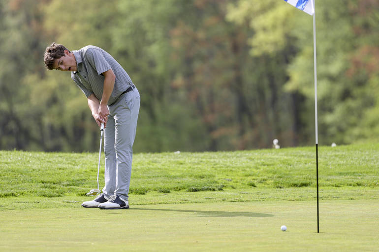 Ekert Wins 2nd Straight MCT Championship with 2-Under Par 70; Cards Eagle on Par-5 2nd Hole; Chatham Team 2nd to Morristown