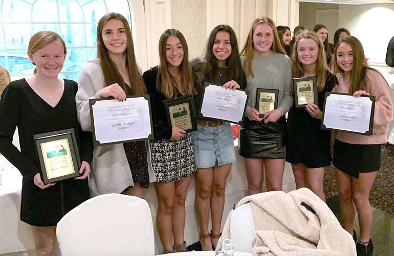 Keegan Mayer, Natasha Kim Named All-County as Seven Summit H.S. Girls Soccer Team Members Earn Post-Season Honors