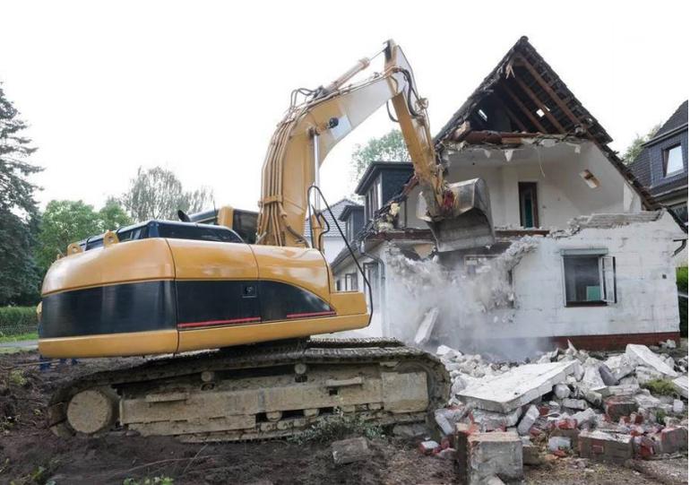 Residential Tear Down Westfield NJ