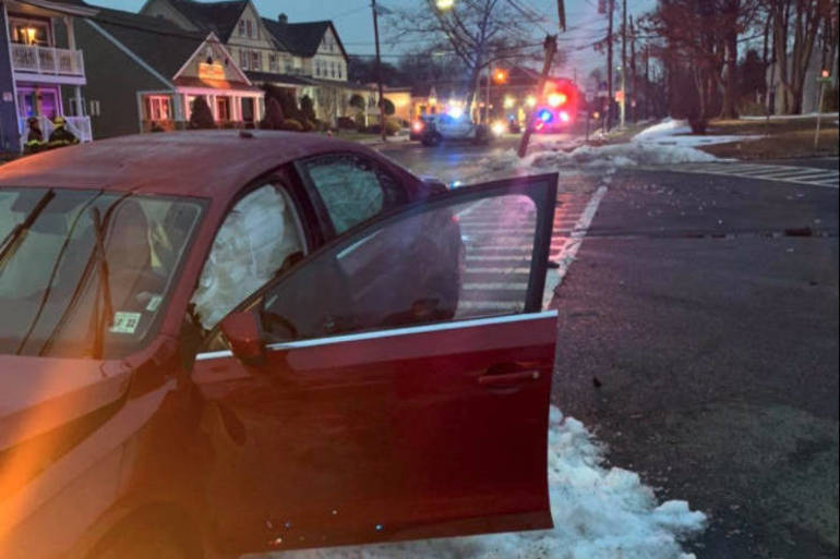 Crash in Westfield Downs Wires, Prompts Detours Sunday (Updated)