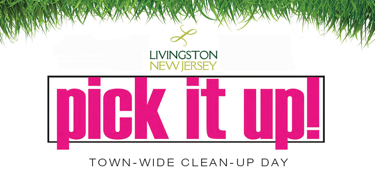 Livingston's Annual Town-Wide Community Cleanup Event to Be Held May 22