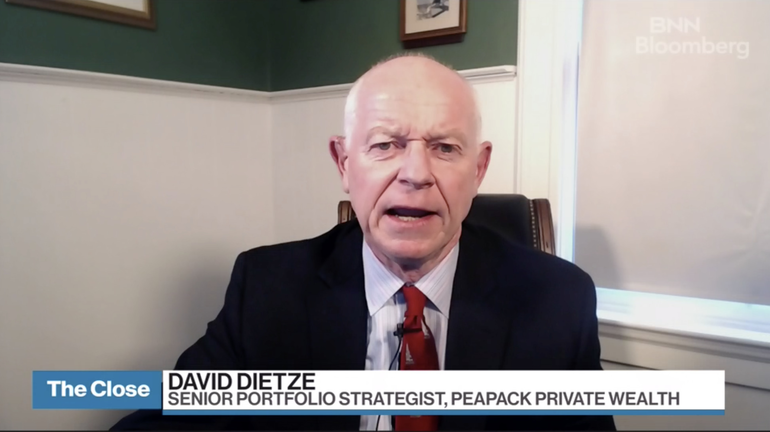 WATCH: Peapack Private Wealth's Dietze Doubts Biden's Proposed 28-Percent Corporate Tax Rate Will Fly