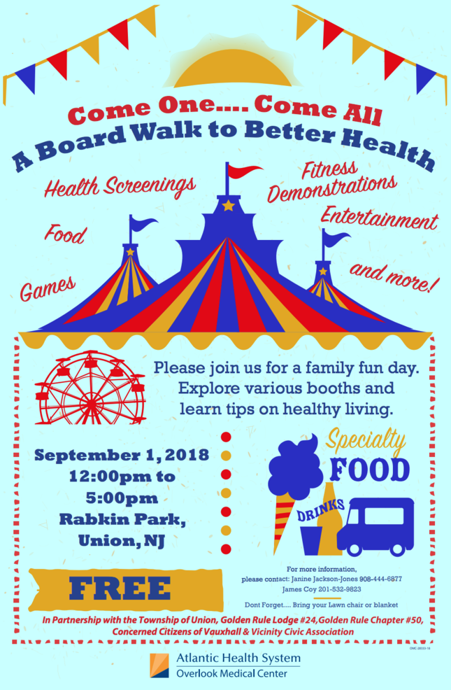 A Board Walk to Better Health