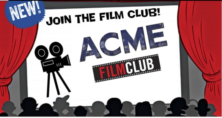 ALL POLITICS IS COMEDY: Weekly Online Film Discussion Hosted by Acme Screening Room