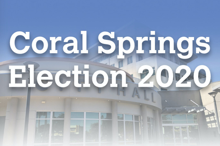 Candidates in Coral Springs Election Offer Ideas on Stimulating Local Economy