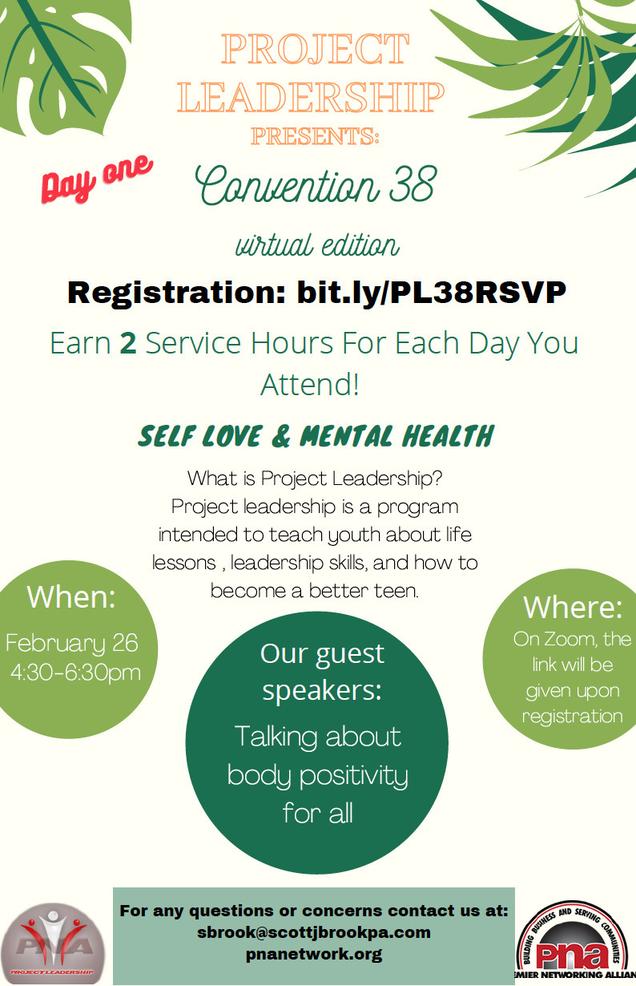 New Project Leadership Program Starts on Feb. 26