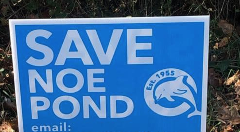 SaveNoePond Group Takes to Social Media to Organize Protest March for Saturday, Jan. 23: 'The time has come!'