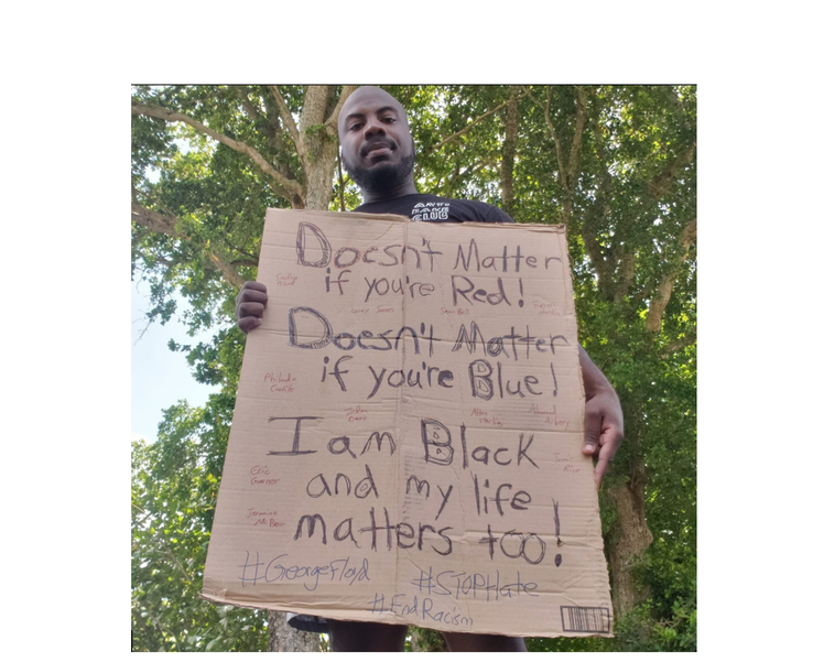 """""""We Need Everyone, Of All Races, To Say Enough Is Enough"""""""