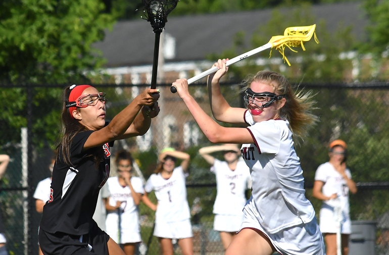 Summit H.S. Girls Lacrosse Starts Fast, Defeats West Essex 13-5 to Capture Sectional Title