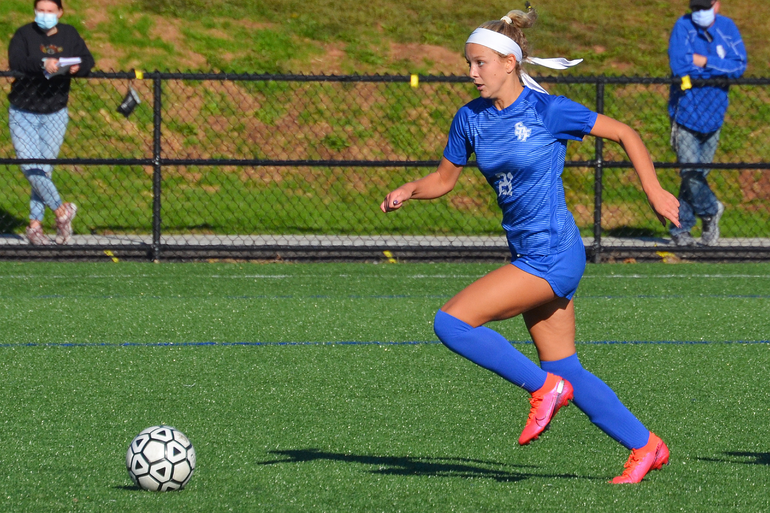 Scotch Plains-Fanwood's Leah Klurman with the ball.png