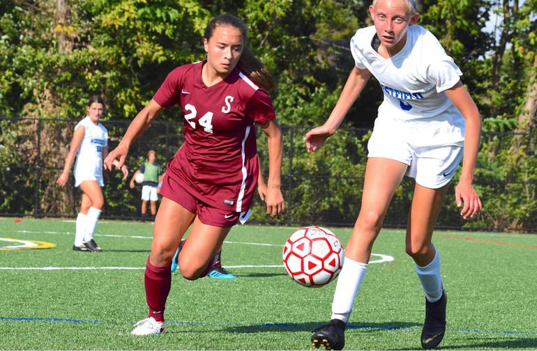 Late Peñuela Goal Earns Summit H S  Girls Soccer 2-2 Draw