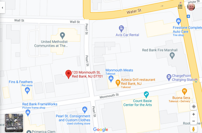 Red Bank Zoning Board to Hear Proposed Mixed-Use Building for Monmouth Street