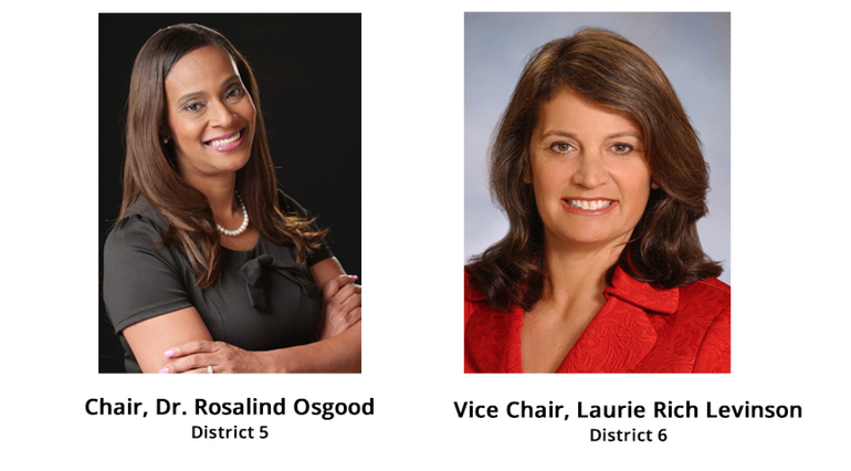 Broward County School Board Elects New Chair, Vice Chair