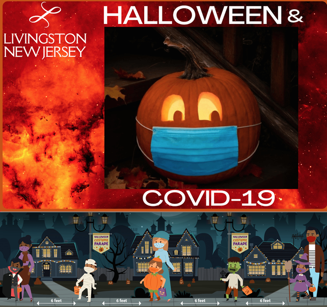 Livingston Symphony Orchestra Halloween 2020 Livingston Halloween Guidelines, Downloadable Signs for Non