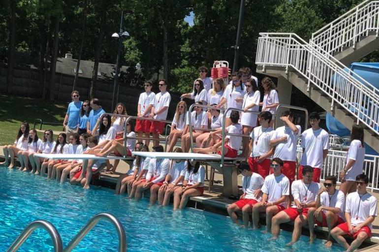 Westfield NJ Memorial Pool