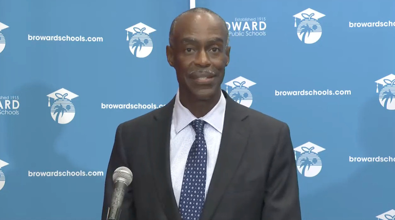 Broward Schools Superintendent: Schools Could Reopen in October if Virus Rate Continues Declining