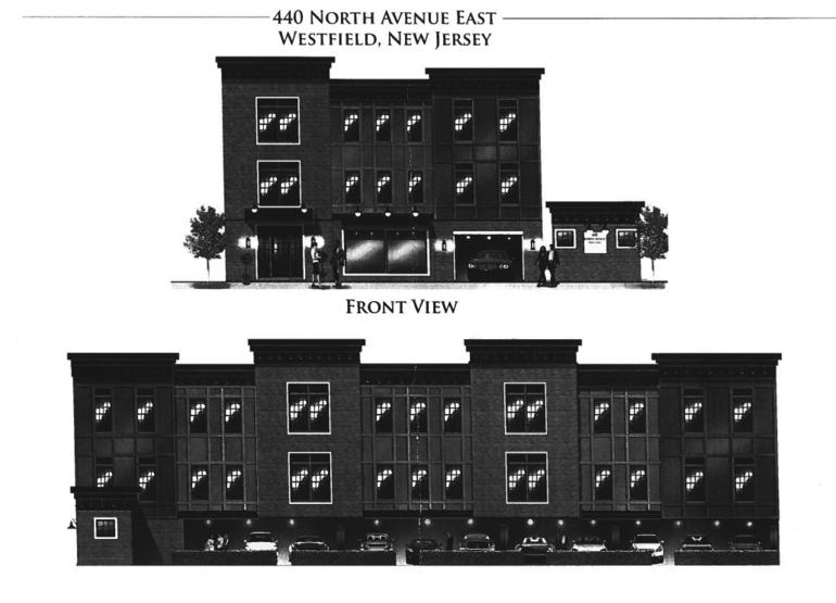 440 North Avenue office building plans