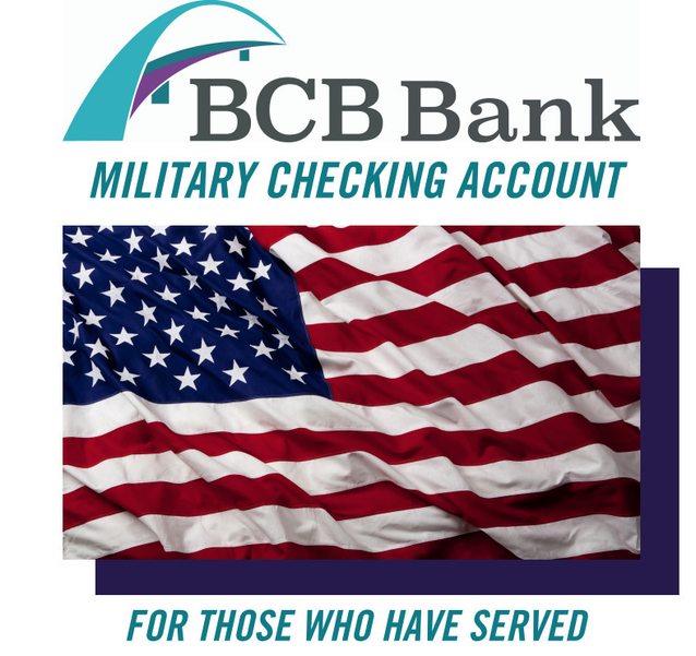 best military bank accounts