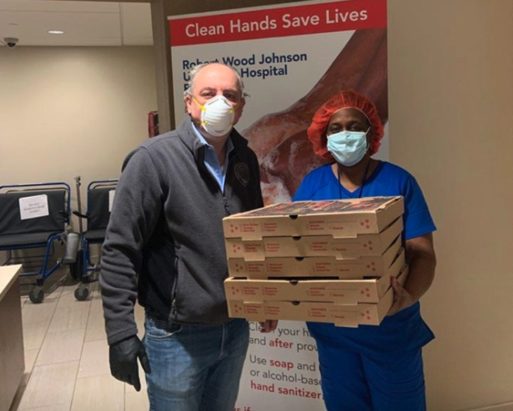 Westfield Coming Together to Feed Healthcare Workers, Help Restaurants