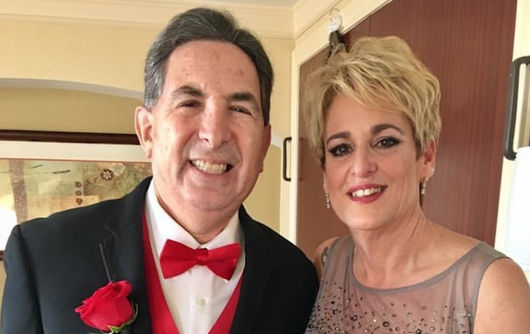 Coral Springs Couple: He died of Coronavirus. She Got Sick Too But Now Feels Better.