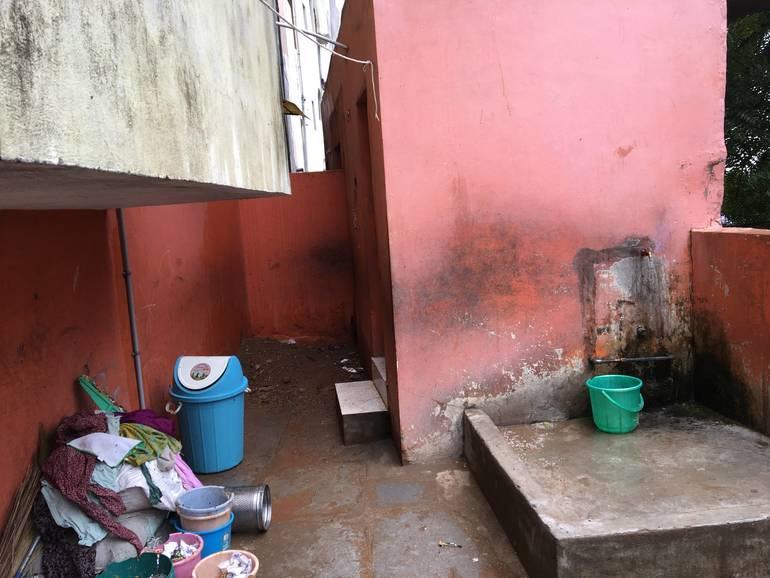 JCWI Clean Water Initiative and School Adoption: Govt. School Serilingampally