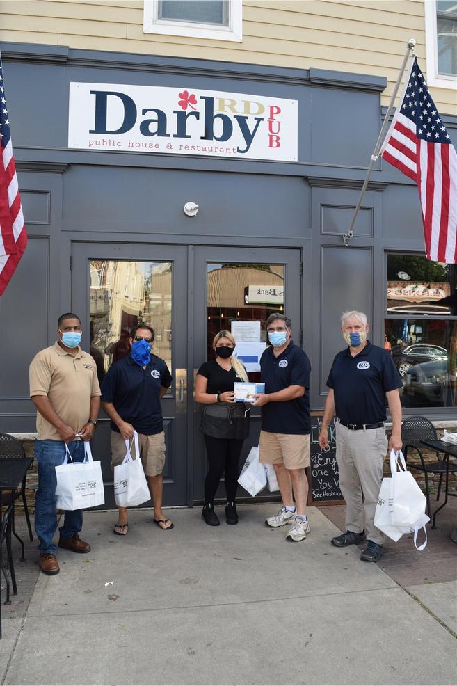 Scotch Plains officials deliver masks to local businesses (9).png