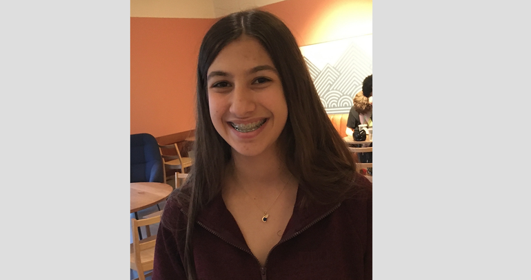 Coral Springs Middle School Student Wins 2nd Place in the Florida League of Cities Essay Contest