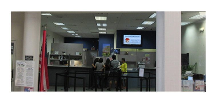 City Hall In The Mall Re-opened at Coral Square Mall in Coral Springs