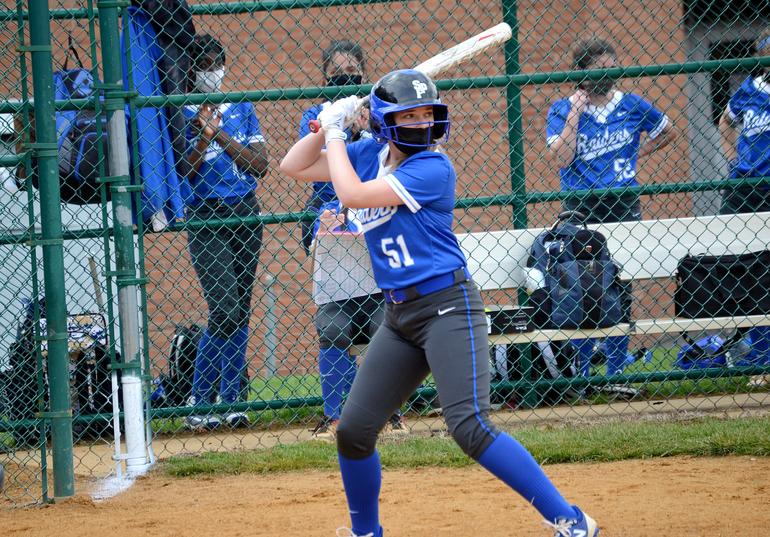 Scotch Plains-Fanwood softball season opener was April 19, 2021.