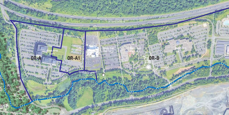 Berkeley Heights Council Introduces Revised Rezoning Ordinance for The Connell Company's 'The Park' Development Plan