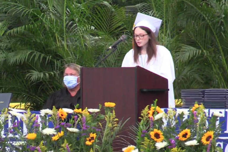 westfield high school graduation 2020
