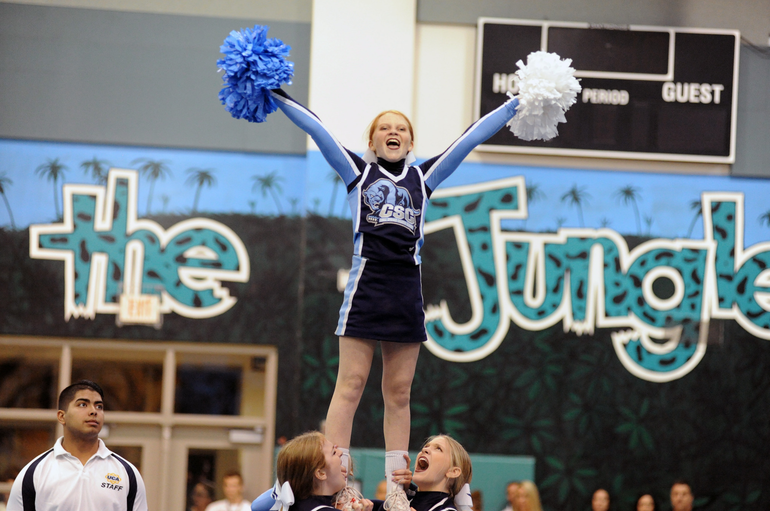 Coral Springs Charter Cheer Team Aims For Third Title In Four Years