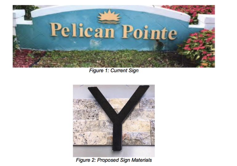 Coral Springs Approved Signs, Dog Waste Stations Through Neighborhood Improvement Program
