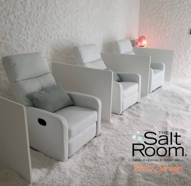 The Salt Room-Coral Springs Can Help Treat Emphysema