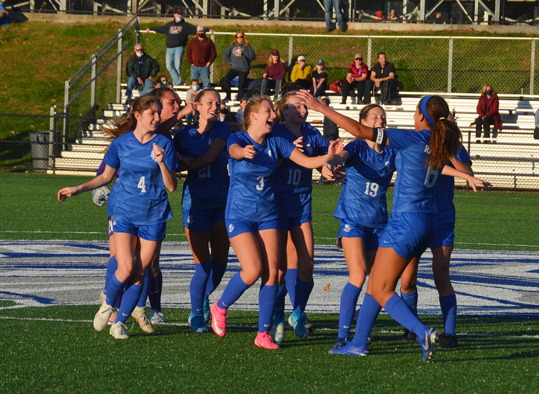 Joint Motion Physical Therapy Athletes of the Week: The Scotch Plains-Fanwood Girls Soccer Team